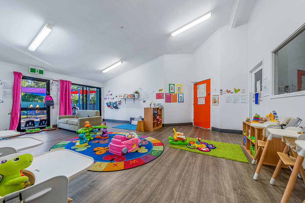 Cannonvale Kidz Rooms & Outdoor Area