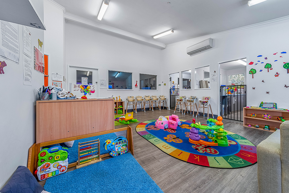 Cannonvale Kidz Rooms & Outdoor Area2